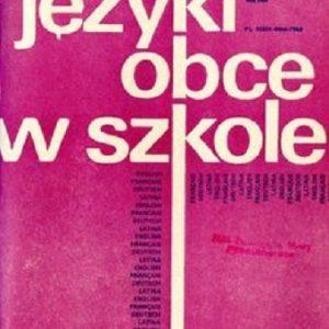 Języki Obce wSzkole