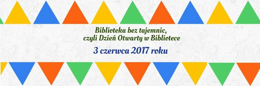 Dzień Otwarty wBibliotece