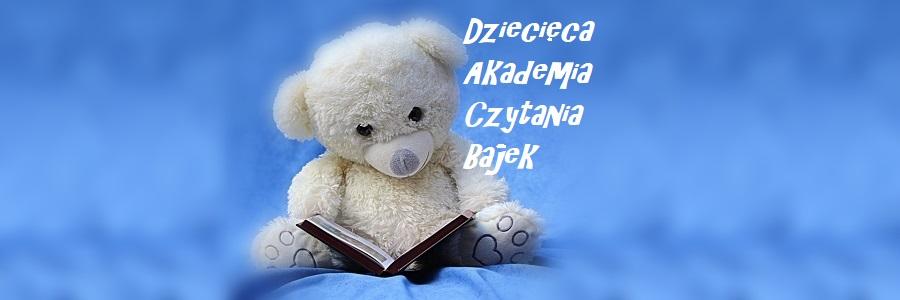 Dziecięca Akademia Czytania Bajek wBibliotece