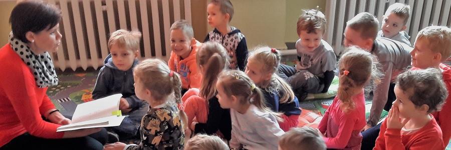 Przedszkolaki wAkademii