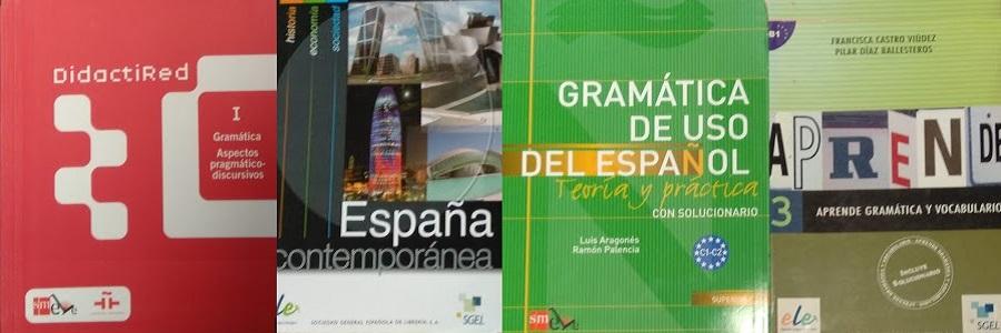 Promocja zbiorów hiszpańskojęzycznych