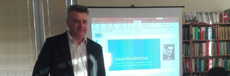 Spotkania ztłumaczem iberystą Sławomirem Ściesińskim