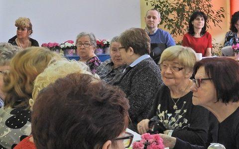 Spotkanie dla członków Polskiego Związku Niewidomych