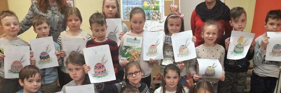 Wielkanocne opowieści wDziecięcej Akademii Czytania Bajek