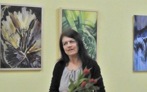 Wystawa obrazów Maryli Rakowskiej-Molendy
