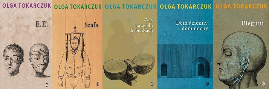 Nobel dla Olgi Tokarczuk!