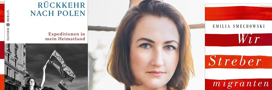 Spotkanie autorskie zEmilią Smechowski