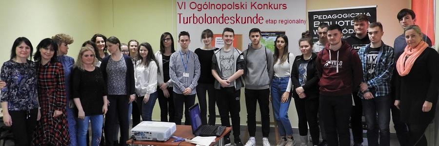 """Konkurs """"Turbolandeskunde"""" dla uczniów szkół ponadpodstawowych"""