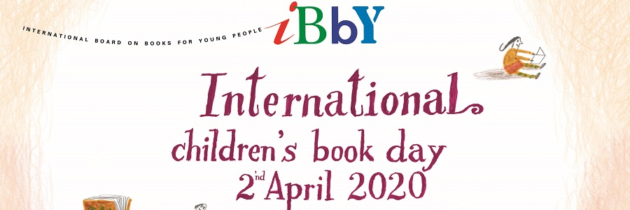 Poczytajmy wMiędzynarodowym Dniu Książki dla Dzieci