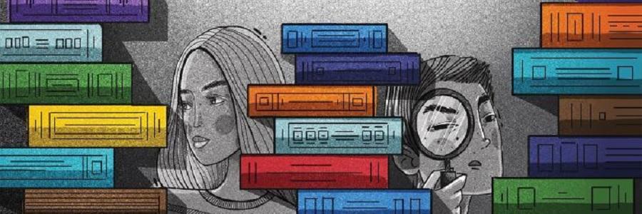 Książki dla dzieci obibliotekach, bibliotekarzach iksiążkach