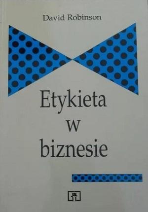 Etykieta w biznesie