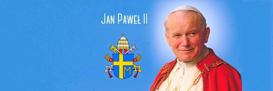 """Święty Jan Paweł <span class=""""caps"""">II</span>"""