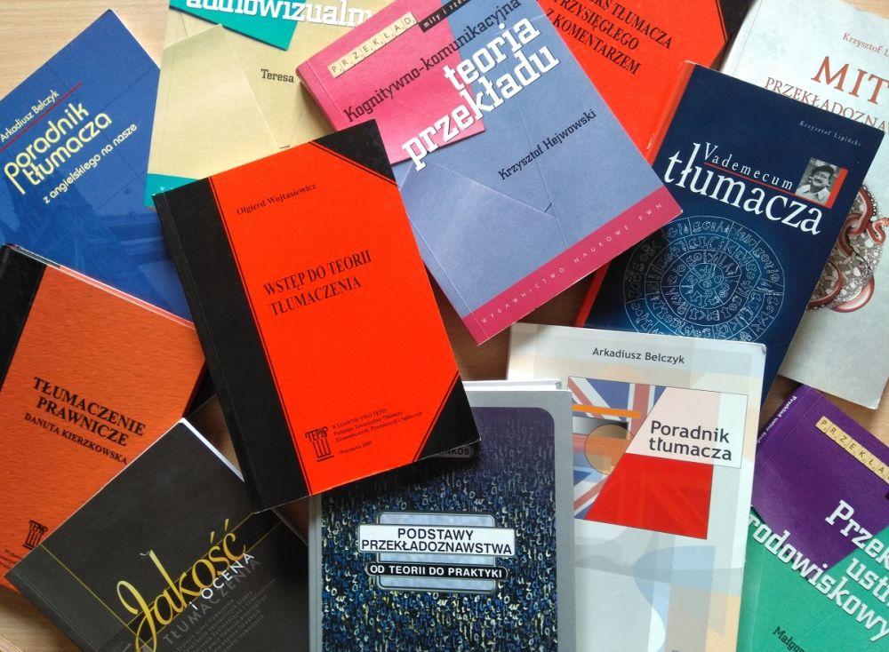Książki o translatoryce