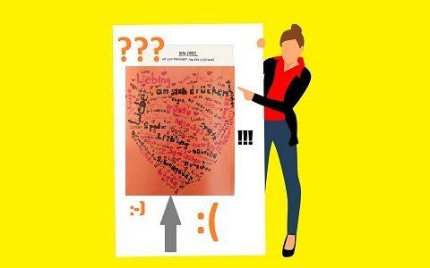 "Konkurs dla uczniów ""Grammatik auf Plakaten"""