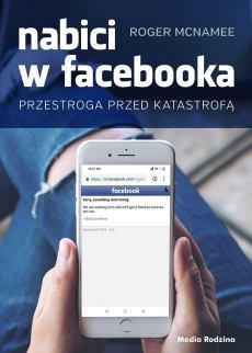 """Okładka książki """"Nabici w facebooka"""""""