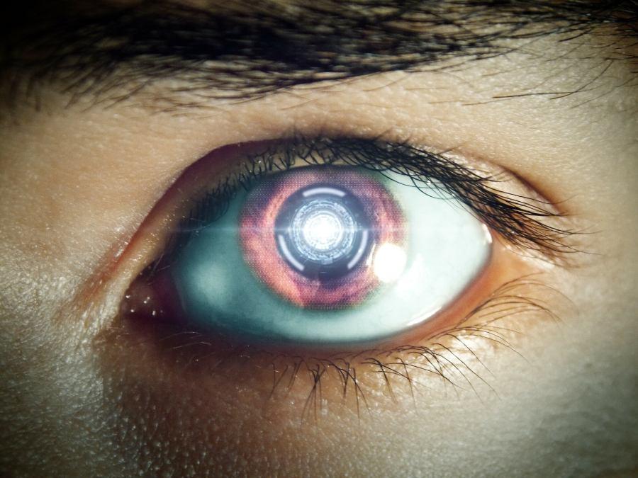 Oko cyborga