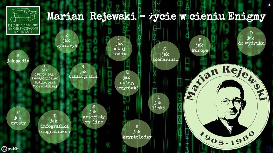 Marian Rejewski - życie w cieniu Enigmy