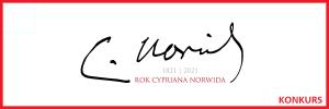 Logo Roku C.K. Norwida