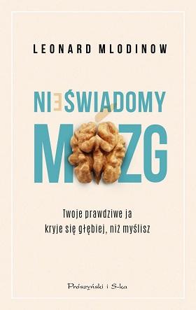 """Okładka książki """"Nieświadomy mózg"""""""