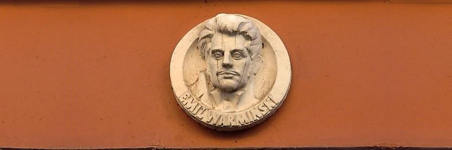 140. rocznica urodzin Emila Warmińskiego