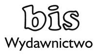 Logotyp czarno-biały: na górze bis, pod spodem Wydawnictwo.