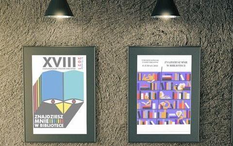 """<span class=""""caps"""">XVIII</span> Ogólnopolski Tydzień Bibliotek"""