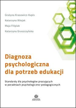"""Okładka książki """"Diagnoza dla potrzeb edukacji"""""""
