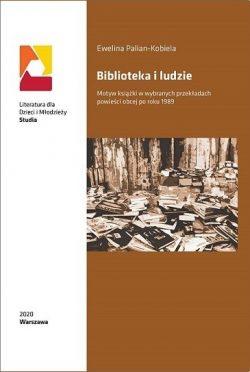"""Okładka książki """"Biblioteka i ludzie"""""""
