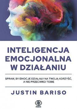 """Okładka książki """"Inteligencja emocjonalna w działaniu"""""""