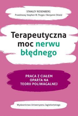 """Okładka książki """"Terapeutyczna moc nerwu błędnego"""""""