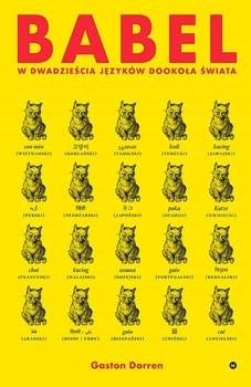 """Okładka książki """"Babel"""""""