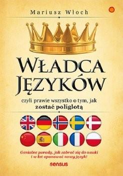 """Okładka książki """"Władca języków"""""""