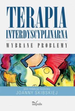 "Okładka książki pt. ""Terapia interdyscyplinarna ""."
